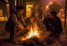 Amritsar coldest