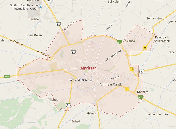 amritsar south