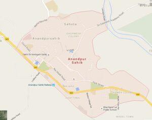 ananadpur shaib