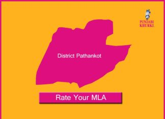 MLAs From Pathankot