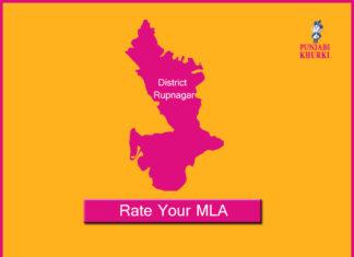 MLAs from Rupnagar