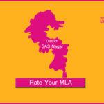 MLAs From SAS Nagar