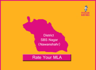 MLAs from Nawanshahr