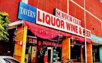 state highways liquor ban hoteliers liquor vend ban