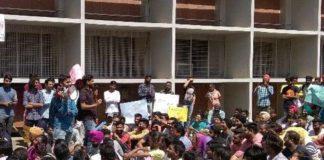 Parliament PU backtracks Panjab University students