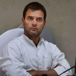 CWC Rahul Gandhi adamant