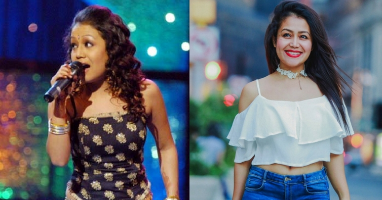 Neha Kakkar S Journey From Being Judged To Judging On The Stage Of Indian Idol