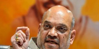 BJP Home Minister Amit Shah