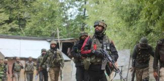 Islamic Army jawan reportedly kidnapped