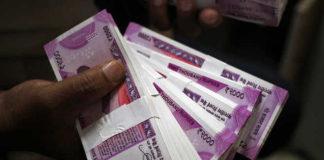rupee dollar