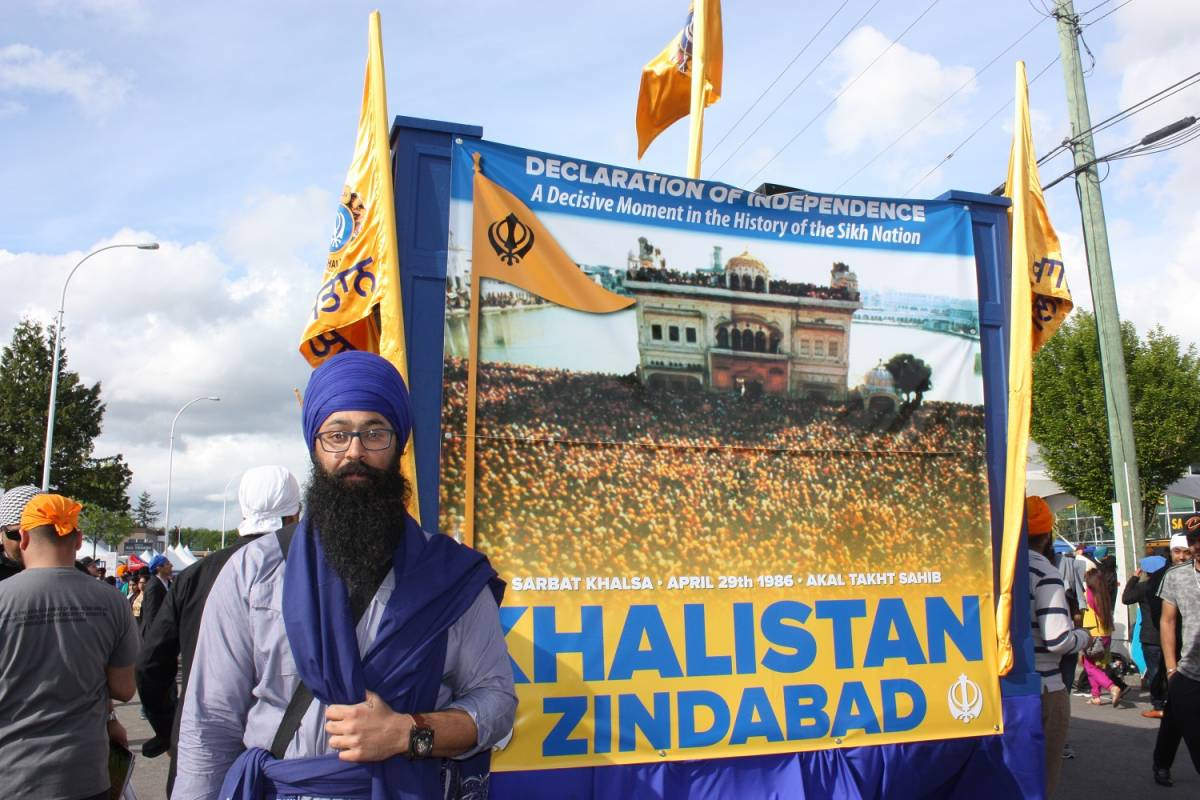 Centre alerts state on efforts to revive Khalistan movement