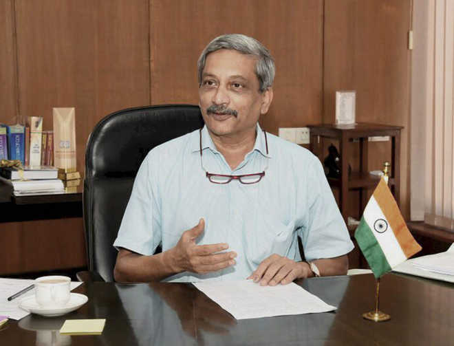 AIIMS Ailing Goa Chief Minister