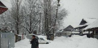 Heavy snowfall shimla manali