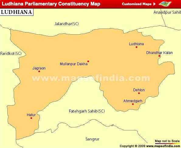 Ludhiana Lok Sabha Constituency