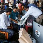 lok sabha polling begins